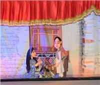 صور | إقبال جماهيري لمسرحية «علي بابا والأربعين حرامي» في «الهناجر»