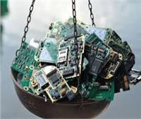 دراسة: افريقيا أنتجت 2.9 مليون طن من النفايات الالكترونية عام 2019