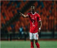 أليو ديانج أفضل لاعب في مبارة الأهلي والوداد المغربي