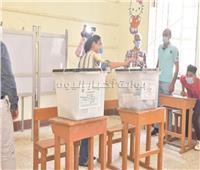 انتخابات نواب 2020  مشاجرة بين أنصار مرشحين في بني سويف