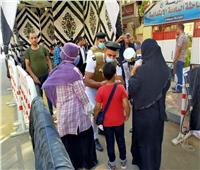 انتخابات نواب 2020|عمليات مستقبل وطن سوهاج: الإقبال على التصويت يتزايد