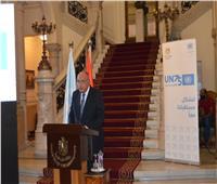 وزير الخارجية يشارك في احتفالية إحياء يوم الأمم المتحدة
