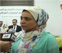 خاص | فيديو.. شيماء عبد الإله تزف بشرى سارة حول ضم الشباب للتنسيقية