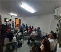 ننشر فعاليات اجتماع الأُسر بكنيسة قلب يسوع للأقباط الكاثوليك بمصر الجديدة