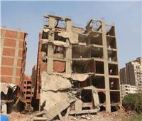 محافظ القليوبية: تحصيل أكثر من مليار جنيه من رسوم مخالفات البناء