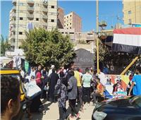 انتخابات النواب 2020| تزايد اقبال المواطنين على لجان بولاق الدكرور .. فيديو