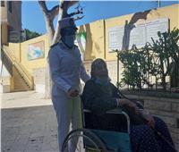 انتخابات النواب 2020 | الحاجة حبيبة: «عمري 83 سنة ولو بزحف هنزل انتخب» .. فيديو