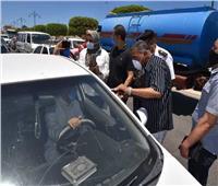 ضبط 1234 سائق لمخالفتهم إجراءات ارتداء الكمامة