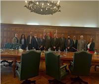 «غرفة الإسكندرية» تستقبل سفيرى استراليا ونيوزيلندا لبحث سبل التعاون المشترك
