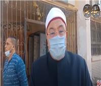 انتخابات النواب 2020| خالد الجندي يدلي بصوته