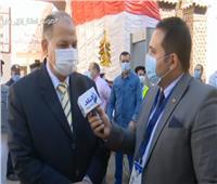 محافظ أسيوط: «لجان الانتخابات تتوفر فيها إجراءات الوقاية من كورونا».. فيديو