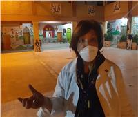 عضو القومي للمرأة: سيدات مصر يدركن أهمية المشاركة الفعالة بالانتخابات .. فيدبو