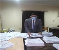 بدء أعمال الفرز في لجان انتخابات مجلس النواب ببني سويف