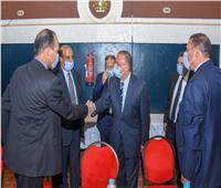محافظ الإسكندرية : تقديم كافة التسهيلات لبدء فرز الأصوات في 6 لجان عامة