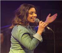 صور| أمنية حسن تحيي حفلا غنائيا في ساقية الصاوي