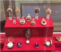 يتكون من 1045 قطعة.. شاهد| متحف المجوهرات الملكية بالإسكندرية
