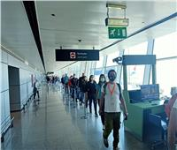صور| مطار الغردقة يستقبل أولى رحلات بلغاريا