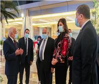 وزيرة الهجرة: الهيئة العربية للتصنيع تمثل أكبر ظهير صناعي للدولة