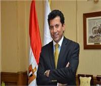 «وزير الرياضة» يُكرم منتخب مصر لرفع الأثقال للمكفوفين