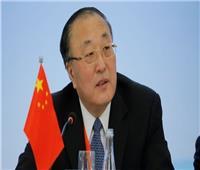 الصين: ندعو للالتزام بمسار حل الدولتين بين الفلسطينيين والإسرائيليين