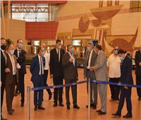 صور  مراسم تجديد شهادة «الأيزو» لمطار شرم الشيخ