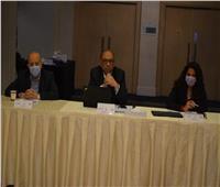 نائب وزير الصحة يفتتح ورشة للعاملين بـ«القومي للسكان» حول المتابعة والتقييم