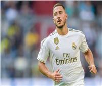 صحيفة إسبانية: مشاركة هازارد مع ريال مدريد أمام مونشنجلادباخ واردة