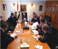 وزير قطاع الأعمال يبحث التعاون المشترك مع أوكرانيا