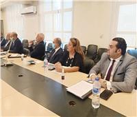 """""""غرفة الإسكندرية"""" تناقش قانون الضريبة على القيمة المضافة"""