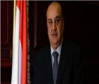 رئيس عربية النواب يلتقى بوفد من البرلمان العربى