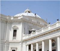 """أمين الشيوخ """"يسلم تقرير ا متكاملا عن أعمال الشيوخ لرئيسه """