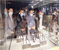 أسطورة «إيزيس وأوزوريس» تكتب سيناريو العرض بمتحف كفر الشيخ