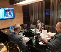 «شكرى» فى «موسكو» لتدعيم العلاقات الثنائية