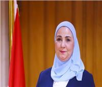 نيفين القباج : «اللى مش قادر يربى أطفاله يسلمهم لوزارة التضامن»