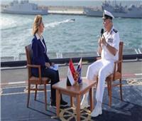 قائد القوات البحرية: قادرون على التصدي لأي تعديات تنتهك حقوقنا