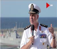 قائد القوات البحرية يكشف أهمية «طائرات الدرون» المحمولة على الميسترال