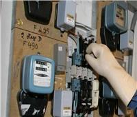 ضبط 4595 قضية سرقة تيار كهربائى