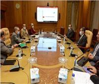 تعاون بين «الإنتاج الحربي» ومحافظة الغربية لتنفيذ مشروعات تنموية