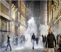 أعمال شغب في إيطاليا اعتراضا على تشديد إجراءات الحجر الصحي