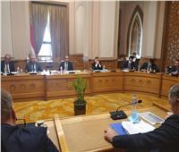 مساعد وزير الخارجية يستقبل نائب مدير مكتب الرئيس الأوكراني
