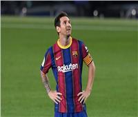 كيف استقبل ميسي نبأ استقالة رئيس برشلونة؟