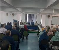 «صحة المنوفية»: رفع حالة الاستعداد بالمستشفيات استعدادًا للانتخابات البرلمانية