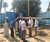 مياه الشرب بأسيوط تدعم محطة «العتمانية» للقضاء على الملوحة