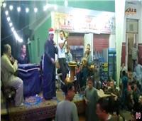 قرية شوشاي في المنوفية تحتفل بالمولد النبوي الشريف