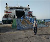 ننشر شروط ومواعيد السفر من سفاجا إلى السعودية بحرا
