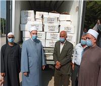 محافظ الجيزة: توزيع 61 طنا من لحوم صكوك الأضاحي على الأسر الأكثر احتياجا