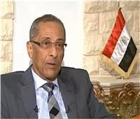نائب رئيس مكتب الرئاسة الأوكرانية يشيد بالإمكانيات التكنولوجية لوكالة الفضاء المصرية