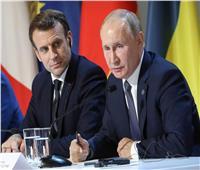 بوتين يقدّم تعازيه لماكرون في ضحايا هجوم نيس الإرهابي