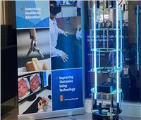 تطوير روبوت ذاتي التحكم يعمل بالأشعة فوق البنفسجية لقتل فيروس «كورونا»
