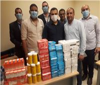 جمارك مطار أسيوط تحبط محاولة تهريب كمية من الأدوية البشرية
